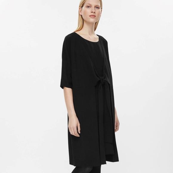 293f253a2b26 COS Dresses & Skirts - COS black tie dress